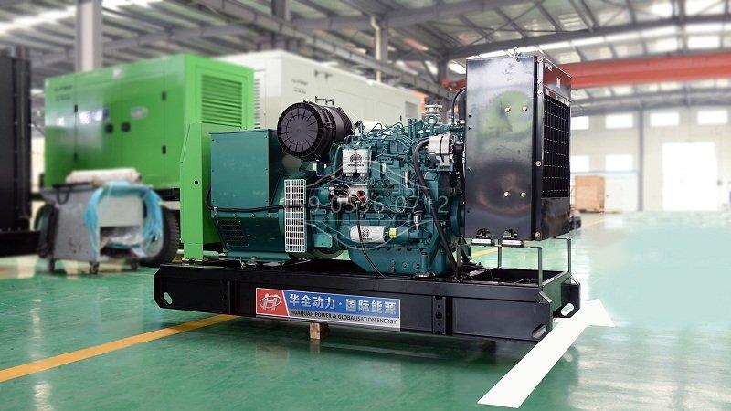 75kw柴油发电机组图