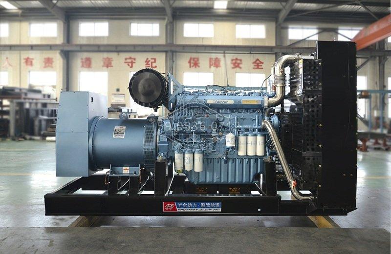 山东柴油发电机厂图