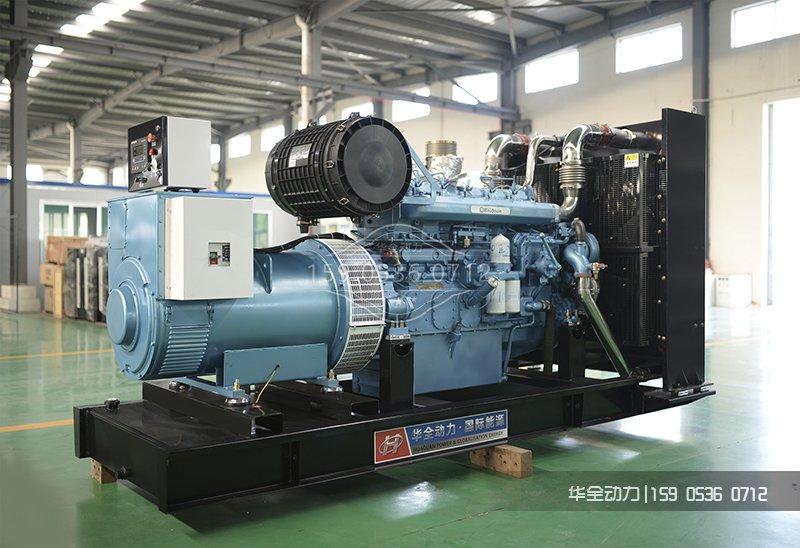 400kw潍柴博杜安发电机